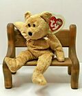 TY Beanie Baby Cashew Bear With Tag Retired   DOB:  April 22nd, 2000