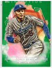 Corey Seager Rookie Cards Checklist and Top Prospect Cards - Rookie of the Year 56