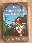 Agatha Christie The Mirror Crackd from side to side H b First Ed Book Club 1962