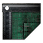 16 x 32 Rectangle In Ground Swimming Pool Mesh Winter Cover 15 Year Green