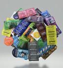 100 Condoms Bulk Variety Trojan,Durex,One,LifeStyles,Crown More regular size