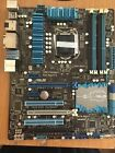 ASUS P8Z77 V PRO LGA 1155 Intel Z77 Motherboard a clip of slot lost