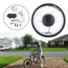36V 500W Electric Bike Conversion Kit Front Wheel Brushless Motor Hub