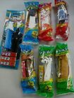 RARE Star Wars Pez New in Package Lot of 7