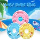 US Baby Infant Swimming Ring Head Support Float Inflating Ring Safety Aid Circle