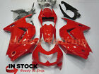 For Kawasaki Ninja250R 2008-2012 Injection Molding Fairing Set Kit Bodywork Red