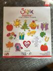 Sizzix Sizzlits Seasonal Set 14 Dies 654374 Adorable and Hard To Find