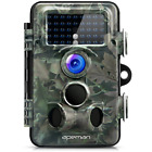 APEMAN Trail Camera 12MP 1080P HD Wildlife Camera with 130° Wide Angle Lens 120.