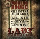 MOULIN ROUGE - LADY MARMALADE  - 2001 SINGLE CD - NICOLE KIDMAN JAMIE ALLEN PINK