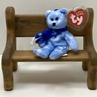 TY Beanie Baby 1999 Holiday Teddy Jingle Beanies With Tag  Retired   DOB: 2001