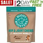 BUDDY BISCUITS Soft  Chewy Dog Treats with Glucosamine  Chondroitin 5 oz