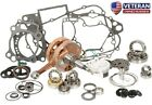 Kawasaki KTM 144/150 SX Crank Piston Gasket Engine Rebuild Kit by Wrench Rabbit
