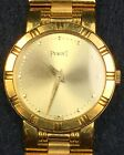 ~ Piaget Dancer 18K Yellow GOLD Watch 80563 K81 ~ Excellent Working Cond +Extras
