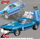 GMP 18913 118 1969 MUSTANG GASSER THE BOSS 429 TWIN TURBO