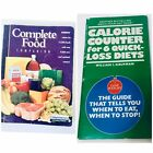 Weight Watchers Complete Food Companion 2003 And Vintage Calorie Counting Book