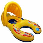 Pool boat foot space of the float baby Ukiwa baby and mom for the parent and chi
