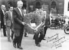 YURI GAGARIN AUTOGRAPHED SIGNED PHOTOGRAPH 07 15 1961