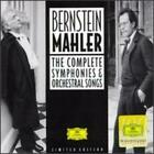 Bernstein/Mahler: The Complete Symphonies & Orchestral Songs by Agnes Baltsa