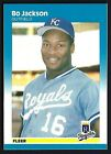 Bo Jackson Rookie Cards and Memorabilia Guide 14