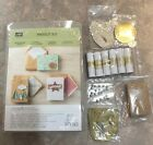 Stampin Up Retired New Stitched with Cheer Card Project Kit 18 cards 142012