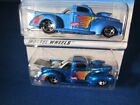 Hot Wheels 40 FORD DRAG TRUCK Color Variation Lot 1998 FIRST EDITION rare VHTF