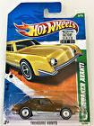 Hot Wheels 2011 Super Treasure Hunt Studebaker Avanti Factory Seal Protecto VHTF