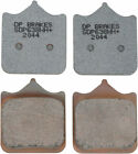 DP Brakes SDP SPORT HH+ High Friction Front Brake Pads (SDP638HH)