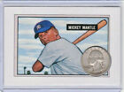 Cheap Mickey Mantle Cards  - 10 Awesome Cards for Under $20 15