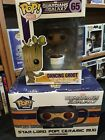 Pop Funko BABY DANCING GROOT WITH STARLORD MUG - GUARDIANS OF THE GALAXY !!