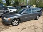 LARGER PHOTOS: 2005 VOLVO V70 2.4 163 SE MANUAL - 2F/OWNERS, 12 STAMPS, FULL LEATHER, NICE CAR