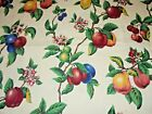 PRESERVES Fruits Authentic WAVERLY Upholstery Sewing Fabric 100 Cotton 1 Yard
