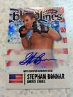 2012 Topps UFC Bloodlines Trading Cards 27