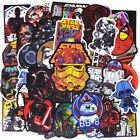 50pcs Super Cool Star Wars Stickers for Luggage Laptop Skateboard Moto Bicycle