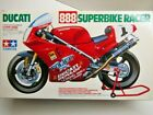 Tamiya 1:12 Scale Ducati 888 Superbike Model Kit - New - Doug Polen # 1 Champion