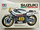Tamiya 1:12 Scale Suzuki RGB500 Team Gallina GP Racer Model Kit - New - # 14009