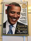 AUTOGRAPHED Commerative Barack Obama Rolling Stone March 6 2009