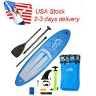 US KS SP1009 11 Adult Inflatable SUP Stand Up Paddle Board Blue