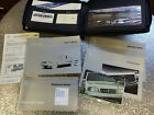Mercedes-Benz C-Class C36, C280, C220 Complete Owner's Manual Packet 1996 W202