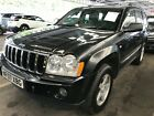 LARGER PHOTOS: 2007 JEEP GRAND CHEROKEE 3.0 CRD LIMITED - SATNAV, LEATHER, CLIMATE, 8 STAMPS