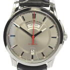 MAURICE LACROIX Pontos Day-Date PT6158 Automatic Leather Belt Men's Watch_478152