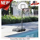 NEW Pool Side BASKETBALL Hoop Net Ball Game Water Sport ADJUSTABLE Backboard
