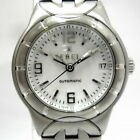 Ebel Type E E9200C21 Ladies SS Automatic White Dial Rare Wrist watch Excellent