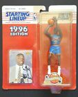 Larry Johnson 1996 Edition Extended Series Starting Lineup Action Figure | NEW