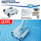 Auto Swimming Pool Cleaner Hassle Free Entire Floor Vacuum Cleaning w 24 Hose