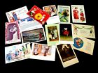Vintage Unique Early Postcard Lot Suffrage Signed Hair Dye Girl Angel Etc