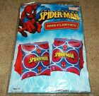 NEW Marvel SPIDERMAN Inflatable ARM SWIM BANDS FLOATIES TRAINERS Beach Pool