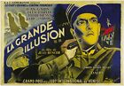 16mm LA GRANDE ILLUSION 1937 Jean Renoir b w Feature Film