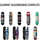 ELEMENT SKATEBOARDS Complete Skateboard SECTION SEAL MLB SWASH GUARD TIE DYE