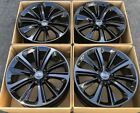 INFINITI Red Sport 20 Q60 Q50 M56 Factory OEM Rims Wheels Black infinity Square