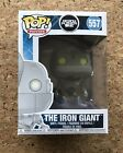 Funko Pop Iron Giant Vinyl Figures 8